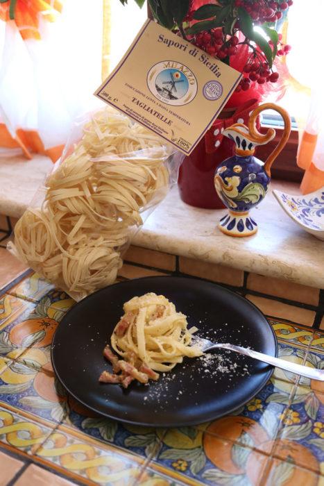Pastificio Milazzo pasta siciliana